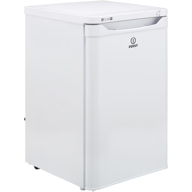 Indesit TZAA10.1 Under Counter Freezer - White - A+ Rated - TZAA10.1_WH - 1