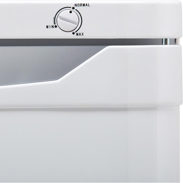 Indesit TZAA10S.1 Under Counter Freezer - Silver - TZAA10S.1_SI - 3