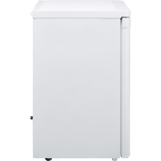 Indesit TZAA10S.1 Under Counter Freezer - Silver - TZAA10S.1_SI - 4