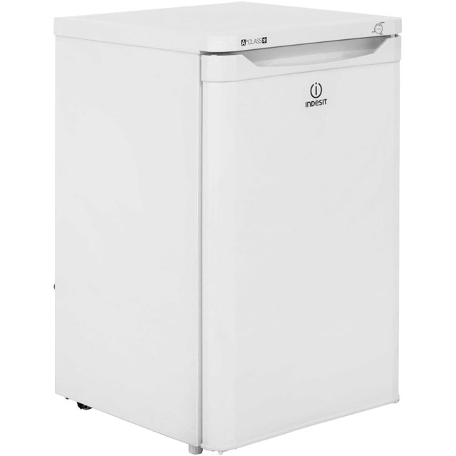Indesit TZAA10 Under Counter Freezer - White - A+ Rated - TZAA10_WH - 1
