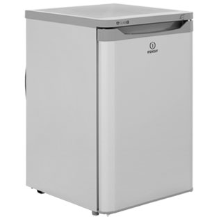 Indesit Under Counter Freezer - Silver - A+ Rated