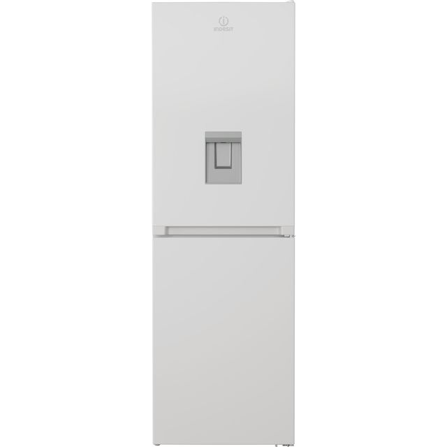 Indesit INFC850TI1WAQUA1 50/50 Frost Free Fridge Freezer - White - F Rated