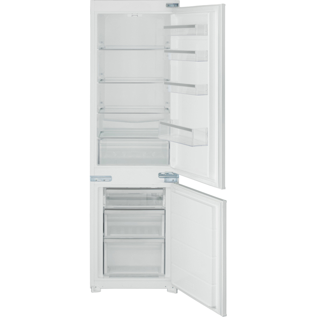 Stoves Integrated 70/30 Frost Free Fridge Freezer with Sliding Door Fixing Kit - White - A+ Rated