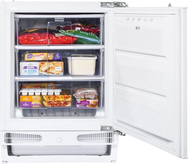 Stoves INTFRZ Integrated Under Counter Freezer INTFRZ_WH