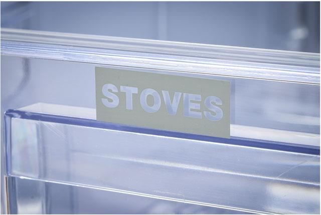 Stoves INTFRZ Integrated Under Counter Freezer 5052263043329