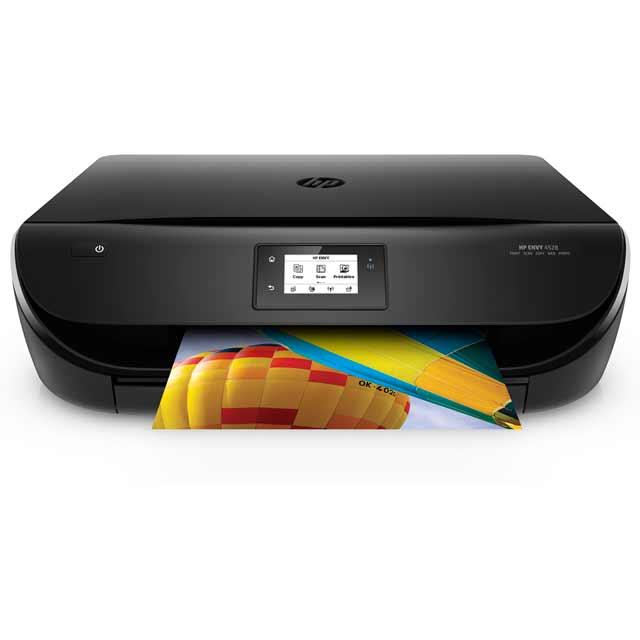 HP Envy 4527 Inkjet Printer - Black