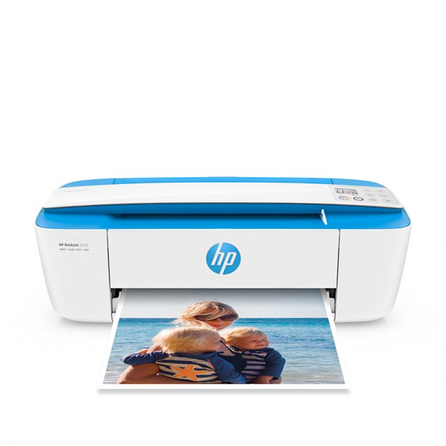 HP All In One Inkjet Printer - Electric Blue