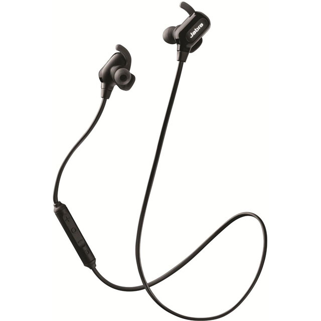 Jabra Halo Free In-Ear Wireless Sports Headphones - Black