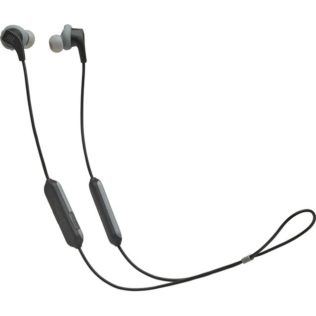 JBL Endurance RUNBT In-Ear Water Resistant Wireless Bluetooth Sports Headphones - Black