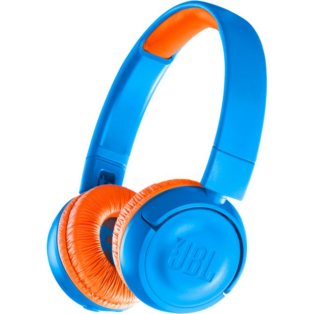 JBL Kids On-Ear Headphones - Orange / Blue