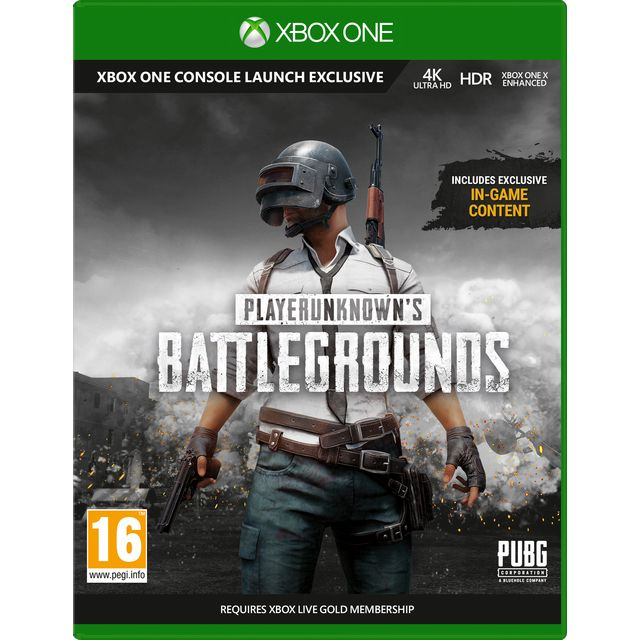 Player Unknown Battlegrounds 1.0 for Xbox One [Enhanced for Xbox One X]