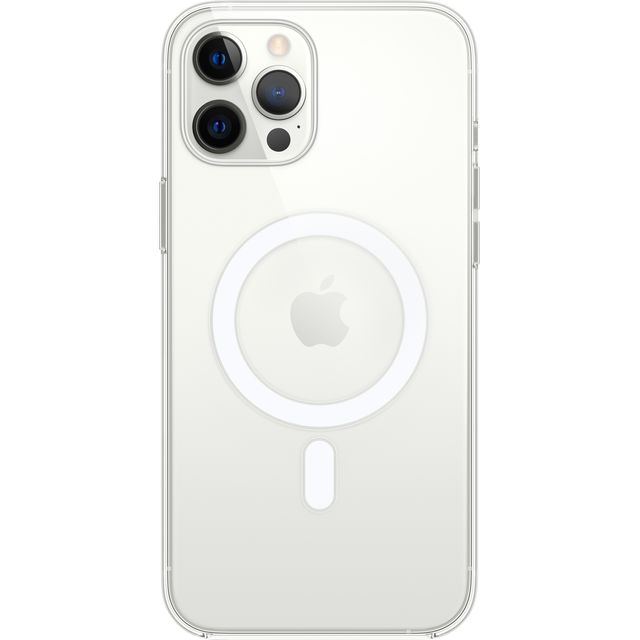 Apple Clear Case with MagSafe for iPhone 12 Pro Max - Clear