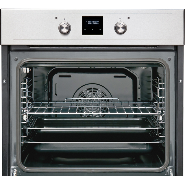 Sharp K-60D19BM1-EU Built In Electric Single Oven - Black - K-60D19BM1-EU_BK - 4