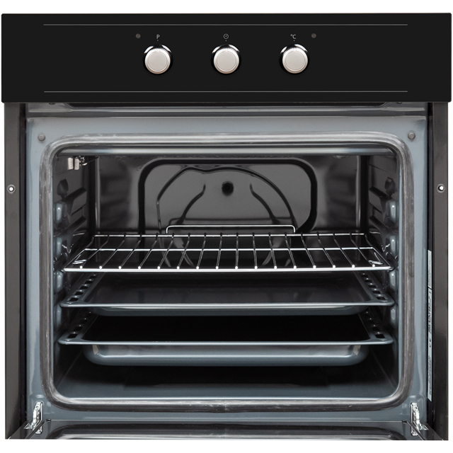 Sharp K-60M15IL2-EU Built In Electric Single Oven - Stainless Steel - K-60M15IL2-EU_SS - 4