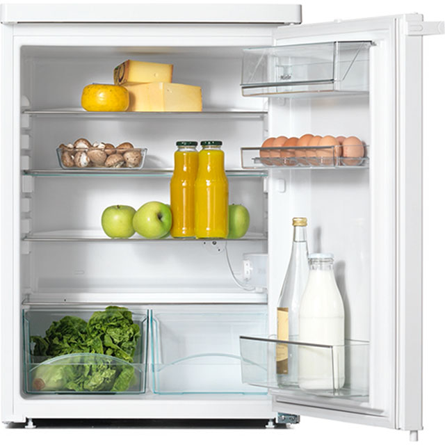 Miele K12020S-1 Fridge - White - A+ Rated - K12020S-1_WH - 1