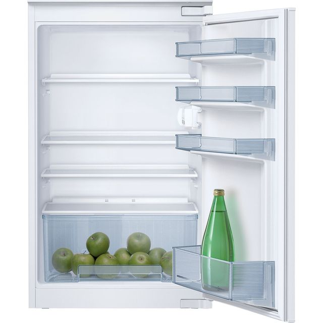 NEFF N30 K1514XF0G Built In Fridge - White - K1514XF0G_WH - 1
