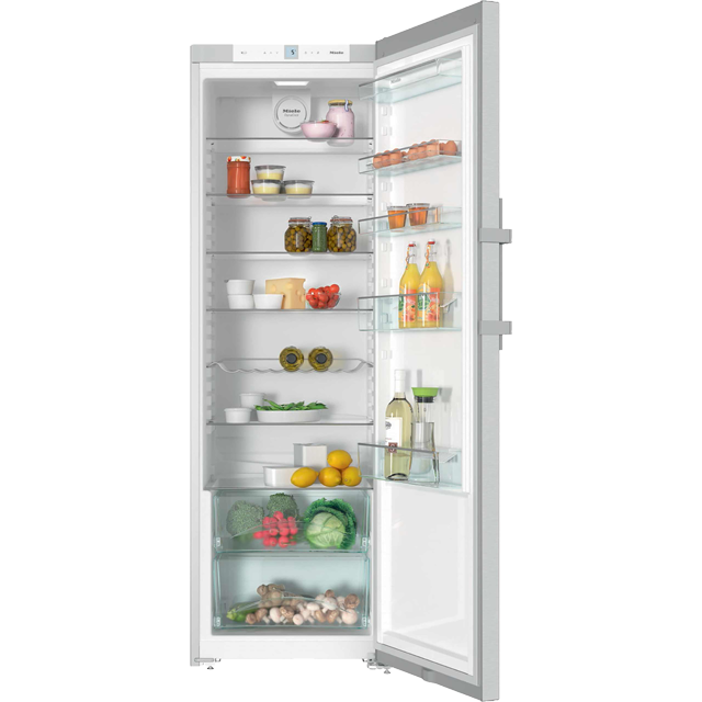 Miele K28202Dedt/CS Fridge - Clean Steel - A++ Rated - K28202Dedt/CS_CS - 1