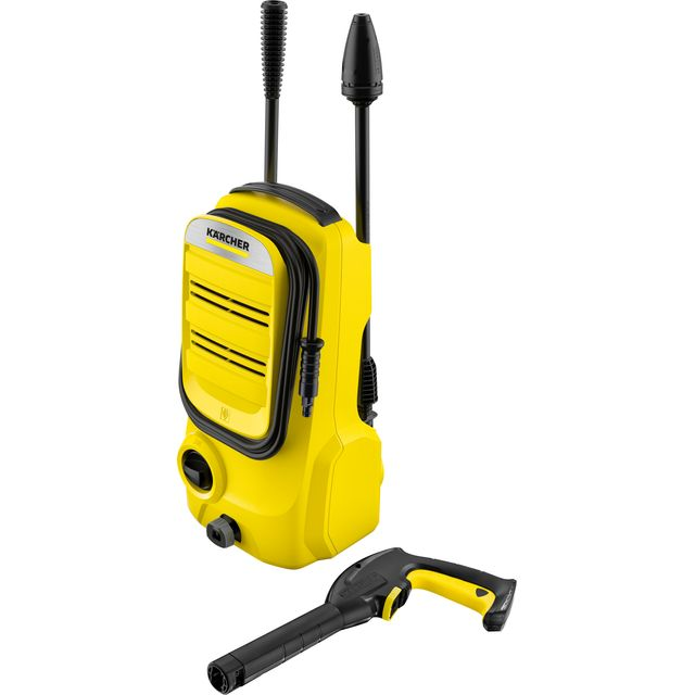 Karcher K2 Compact Pressure Washer - Yellow - K2 Compact_YE - 1