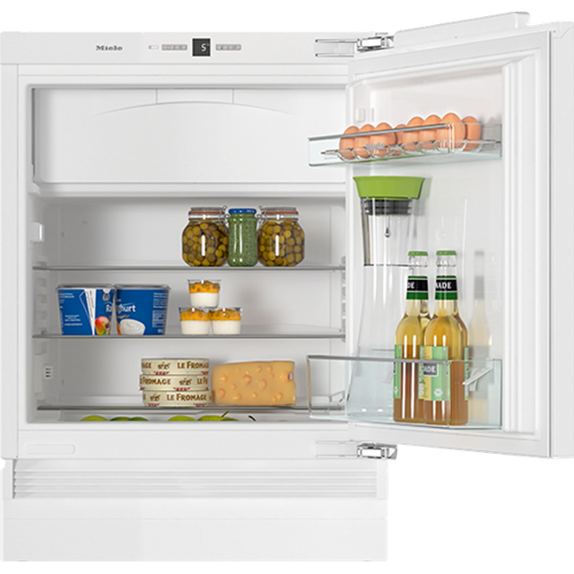Miele K31242UiF Built Under Fridge - White