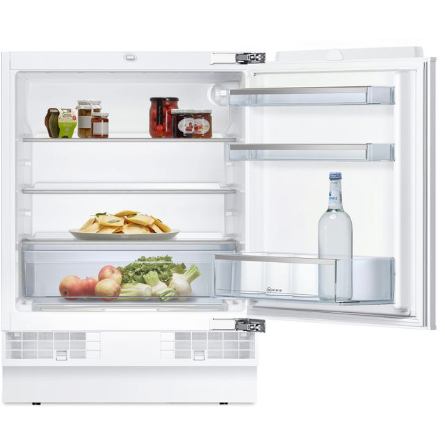 NEFF N50 K4316XFF0G Built In Fridge - White - K4316XFF0G - 1