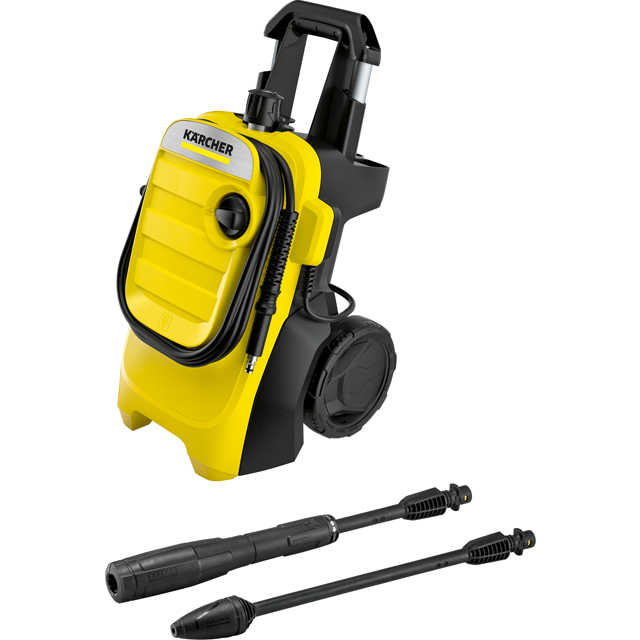 Karcher K4 Compact Pressure Washer - Yellow - K4 Compact_YE - 1