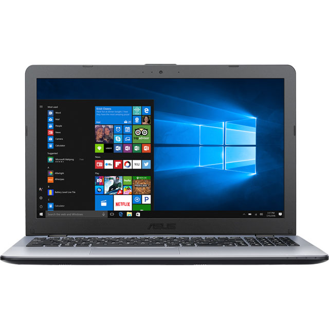 "Asus 15.6"" Laptop Intel® Core™ i5 8GB RAM - Matt Dark Grey"