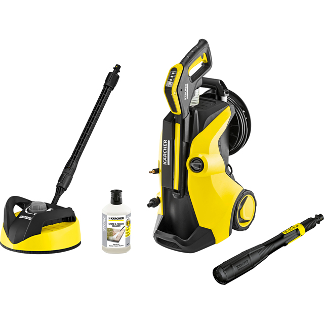 Karcher Full Control Plus Home K5 Premium Pressure Washer - K5 Premium_YE - 1