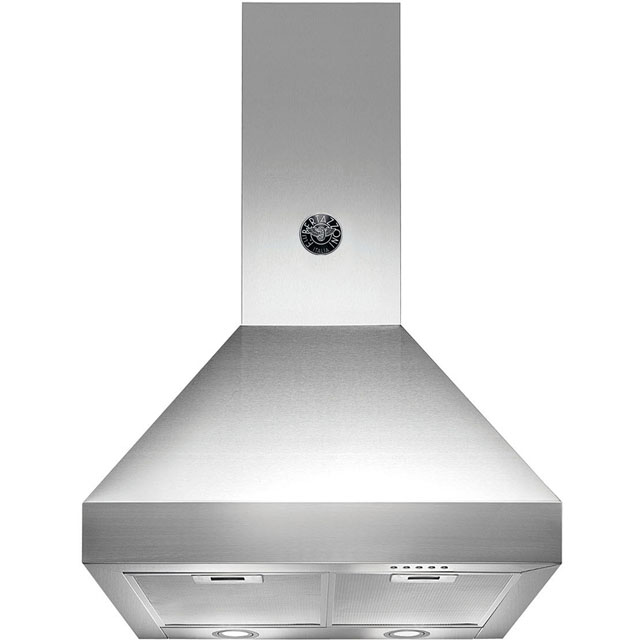 Image of Bertazzoni Master Series K60-AM-HX-A 60 cm Chimney Cooker Hood - Stainless Steel - A Rated