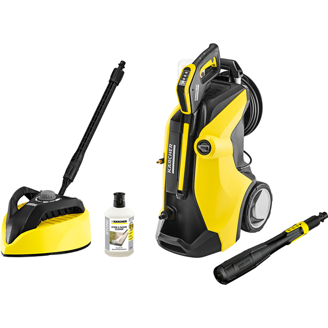 Karcher Full Control Plus Home K7 Premium Pressure Washer - K7 Premium_YE - 1