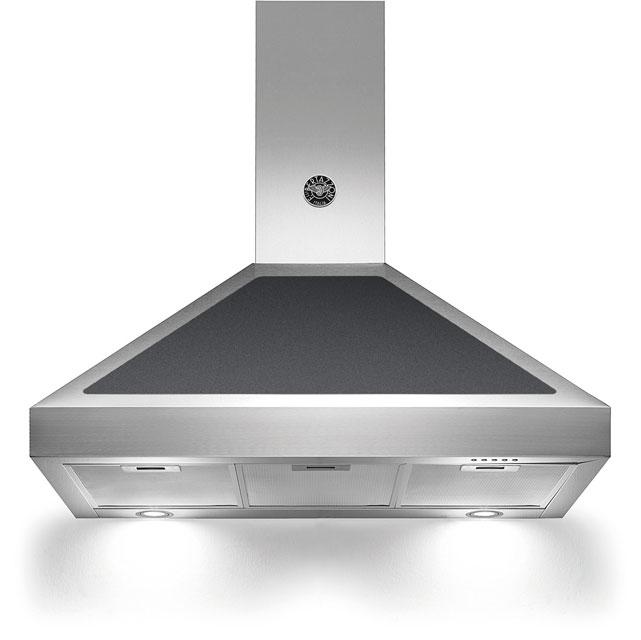 Bertazzoni Master Series K90-AM-HNE-A Integrated Cooker Hood in Matt Black