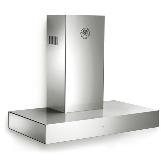 Bertazzoni Master Series K90-CON-X-A 90 cm Chimney Cooker Hood - Stainless Steel - K90-CON-X-A_SS - 1
