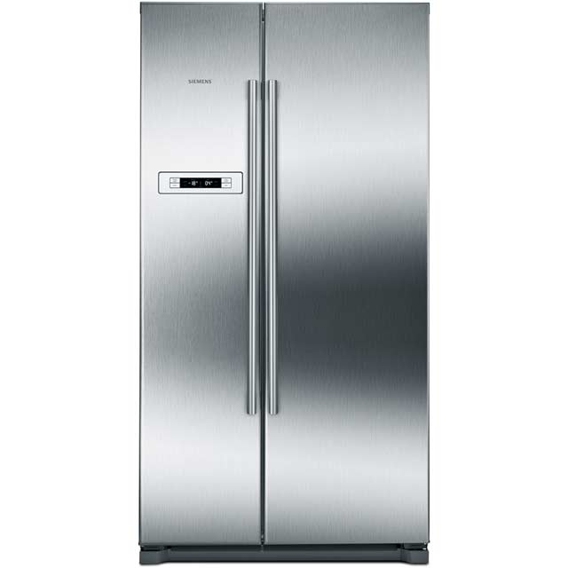 Siemens IQ-300 KA90NVI20G American Fridge Freezer - Stainless Steel - A+ Rated - KA90NVI20G_SS - 1
