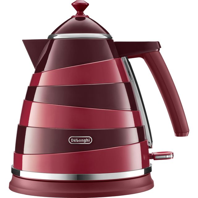De'Longhi Avvolta Kettle - Red