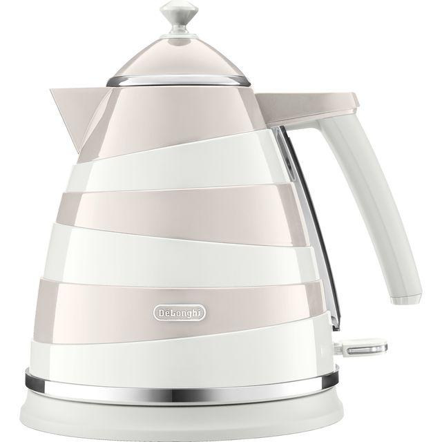 DeLonghi Avvolta KBAC3001.W Kettle - White