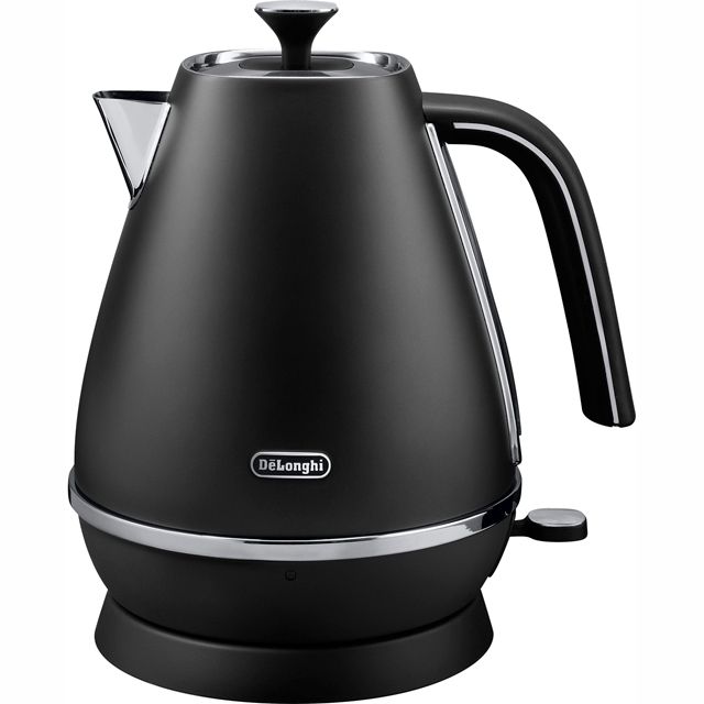 De'Longhi Distinta KBI3001.BK Kettle - Black