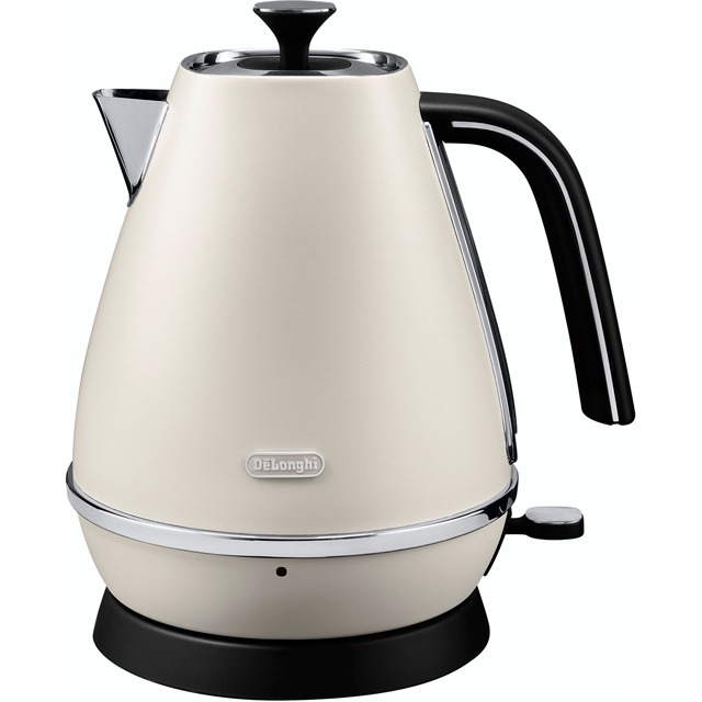 De'Longhi Distinta KBI3001.W Kettle - White