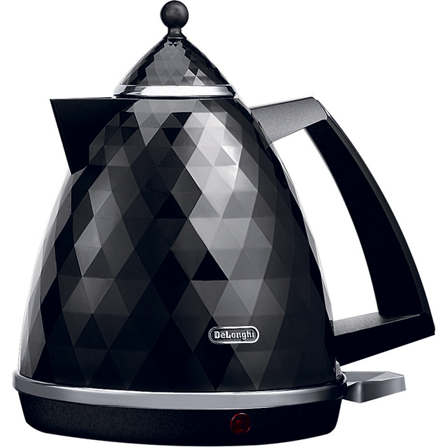 De'Longhi Brilliante Kettle - Black