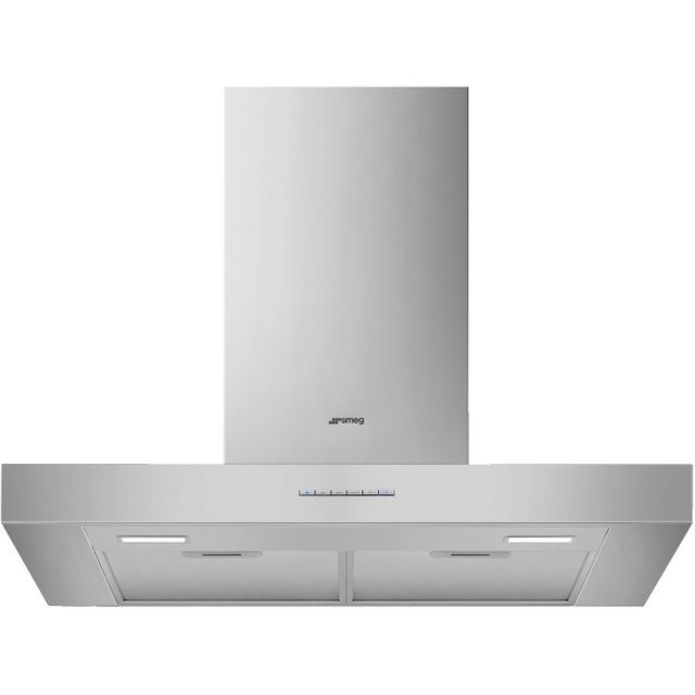 Smeg KBT700XE Built In Chimney Cooker Hood - Stainless Steel - KBT700XE_SS - 1