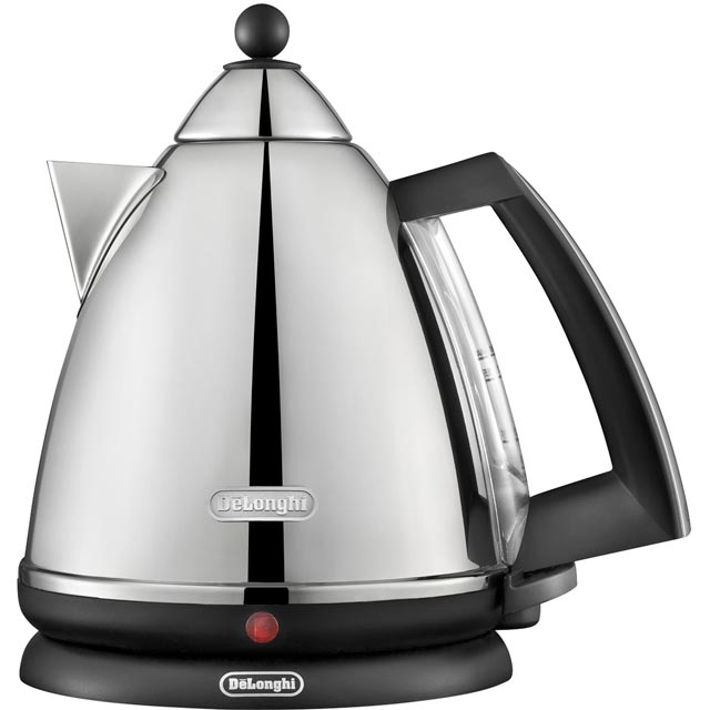 De'Longhi Argento Kettle - Chrome