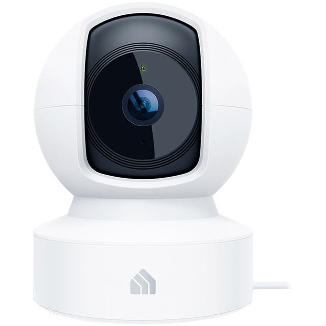 TP-Link Kasa Spot Pan Tilt Indoor Camera -Full HD 1080p - White - KC110 - 1