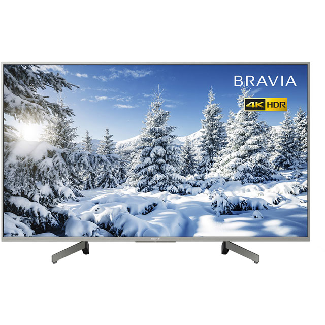 "Sony Bravia KD43XG7073ASU 43"" Smart 4K Ultra HD TV with HDR, Triluminos Display and X-Reality Pro Processor - KD43XG7073ASU - 1"