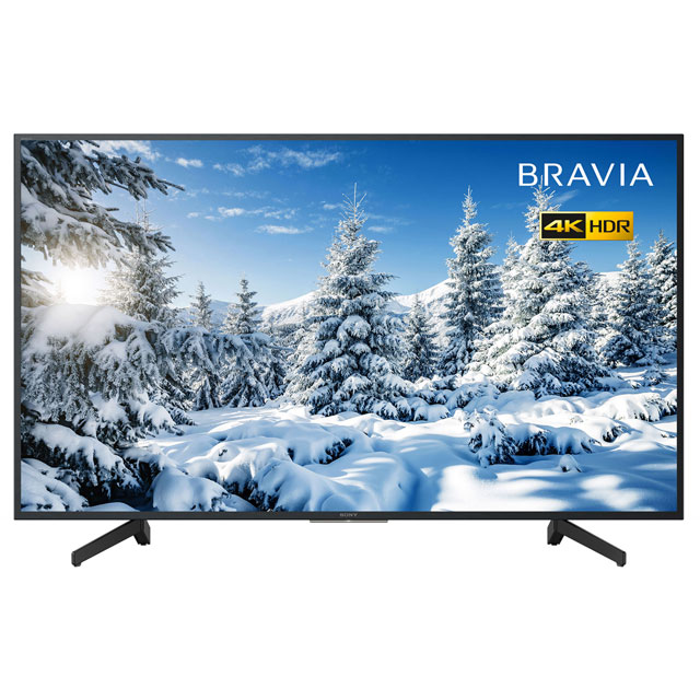 "Sony Bravia KD55XG7003ABU 55"" Smart 4K Ultra HD TV with HDR, Triluminos Display and X-Reality Pro Processor - KD55XG7003ABU - 1"