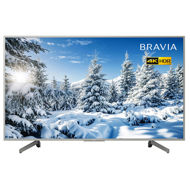 "Sony Bravia KD55XG7073ASU 55"" Smart 4K Ultra HD TV with HDR, Triluminos Display and X-Reality Pro Processor - KD55XG7073ASU - 1"