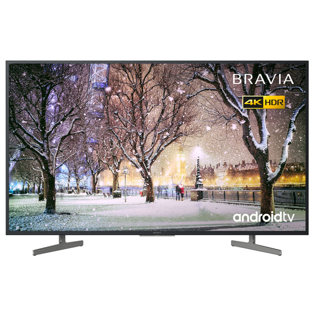 "Sony Bravia KD55XG8196BU 55"" Smart 4K Ultra HD Android TV with HDR10, Triluminos Display and Google Assistant Built-In - KD55XG8196BU - 1"
