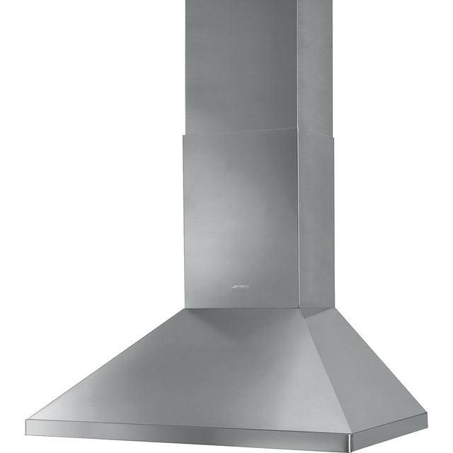 Smeg KD610XE 60 cm Chimney Cooker Hood - Stainless Steel - D Rated