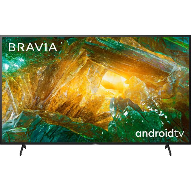 "Sony Bravia KD85XH8096BU 85"" Smart 4K Ultra HD Android TV With X-Realty Pro, TRILUMINOS Display and Dolby Atmos"