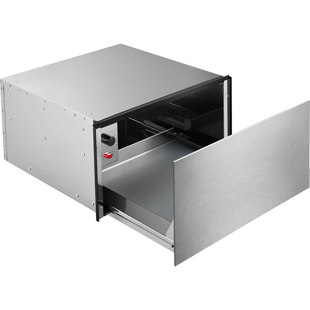 AEG Mastery KDE912922M Built In Warming Drawer - Stainless Steel - KDE912922M_SS - 1