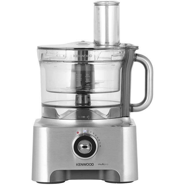 Kenwood MultiPro Sense FPM810 3.5 Litre Food Processor - Silver - FPM810_SI - 1