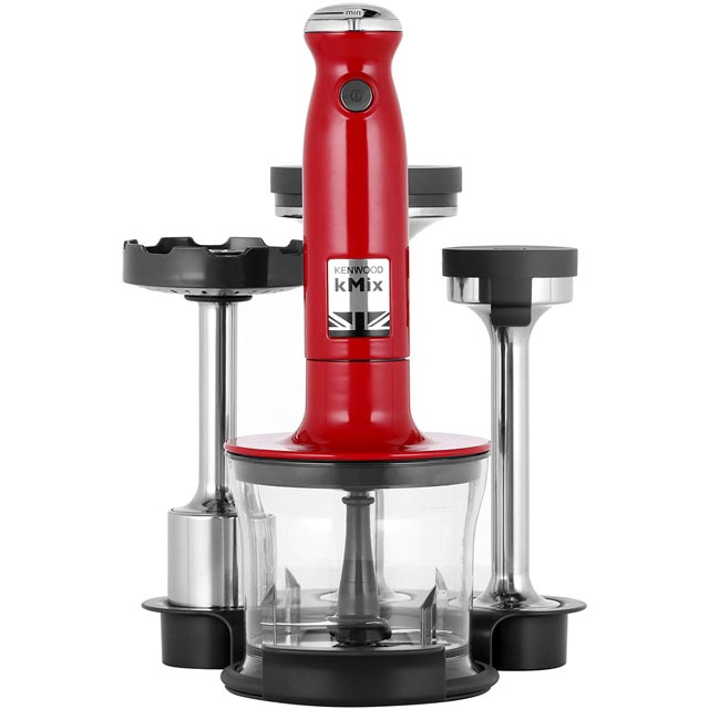 Kenwood KMIX Hand Blender - Red
