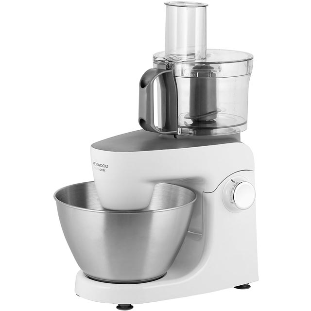 kenwood multione khh326wh stand mixer with 4.3 litre bowl - white